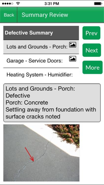 Palm-Tech Home Inspection App screenshot-3