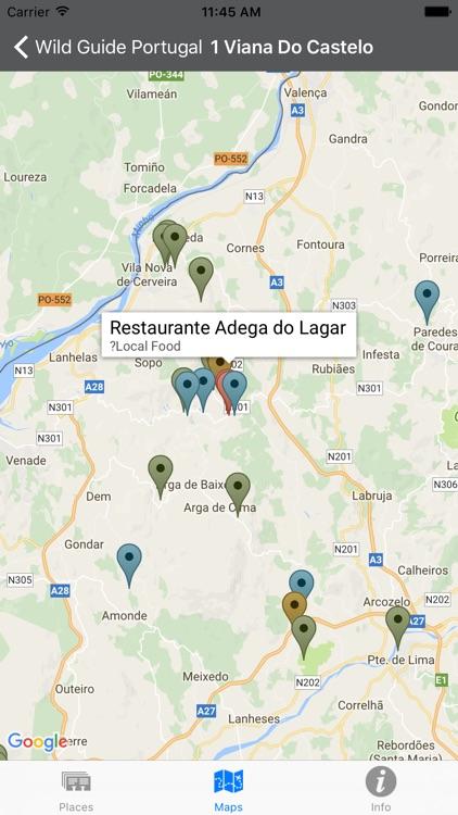 Wild Guide Portugal screenshot-4