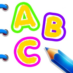 EduLand - Tracing Abc Worksheets for Nursery Kids