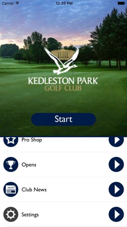 Kedleston Park Golf Club