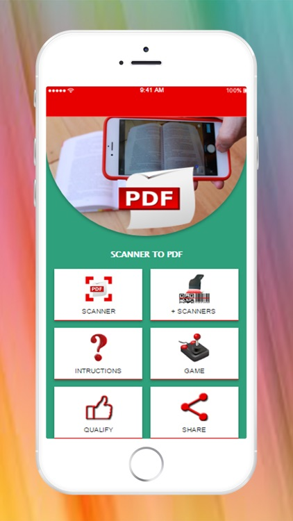 Document Scanner and Converter to PDF