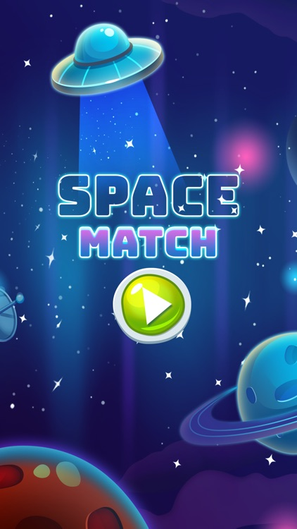 Space Match 3 Jewel Journey
