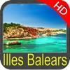 Balearic Islands HD GPS Charts