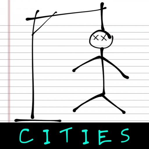 Hangman: Cities