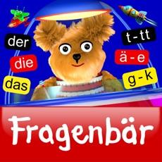 Activities of Writing German Words with Fragenbär