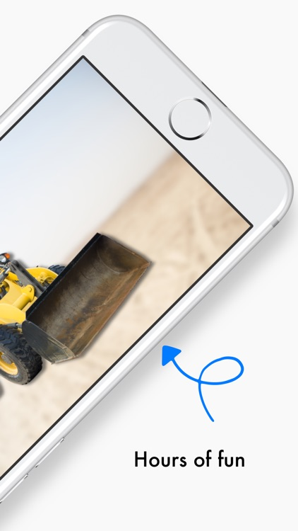 Tractor & Digger - App for kids screenshot-3