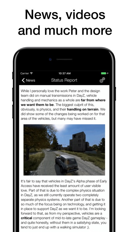 Pocket Wiki for DayZ screenshot-4
