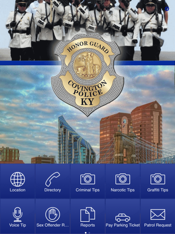 Covington Police Department | App Price Drops