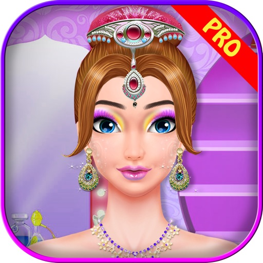 Indian Princess Fashion Salon Pro