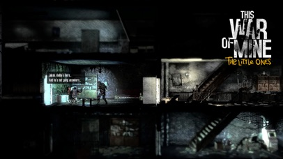 This War of Mine Screenshot on iOS