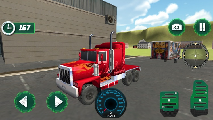 Grand Cargo Truck City Driver screenshot-3