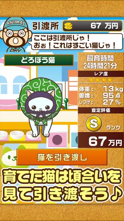 ねこカフェ~猫を育てる楽しい育成ゲーム~ screenshot-3