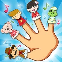 Daddy Finger Family Song - Nursery Rhymes for Kids