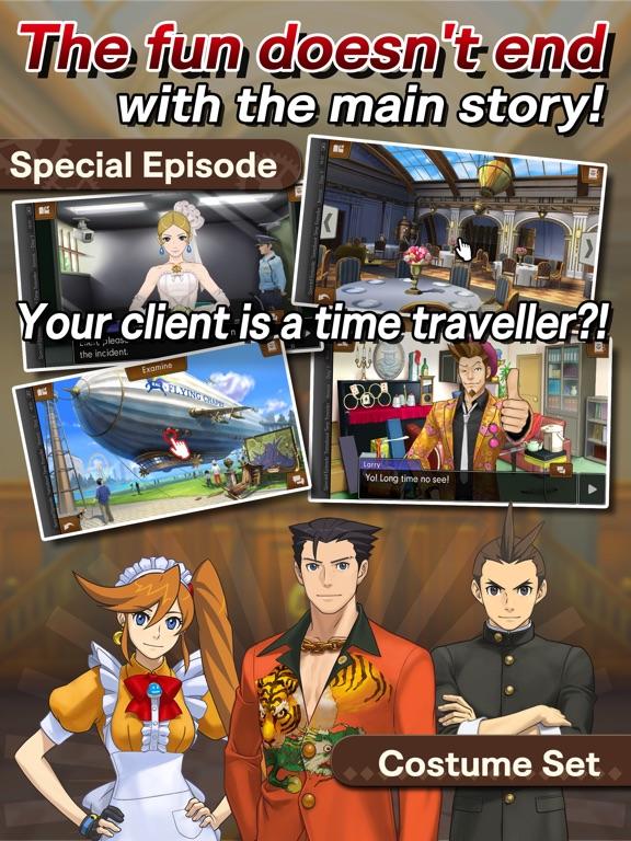 Ace Attorney Spirit of Justice screenshot 10