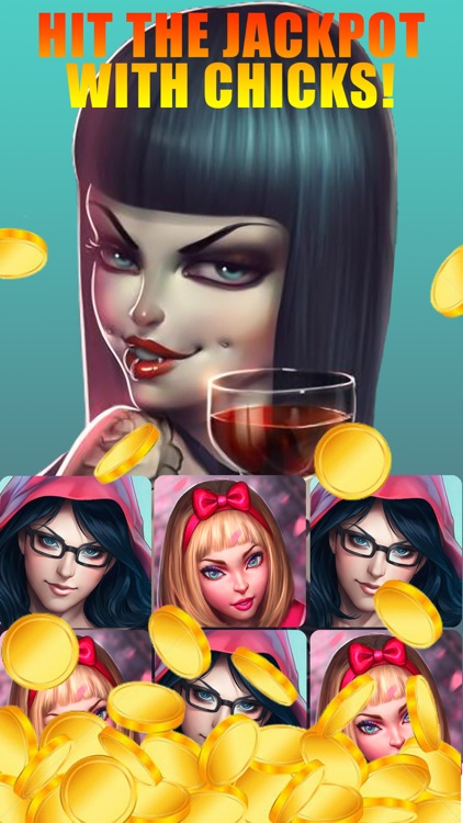 Hot Girls Vegas Slots and Casino screenshot-4