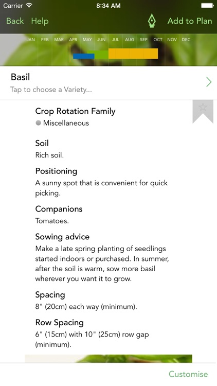 Garden Plan Pro screenshot-4
