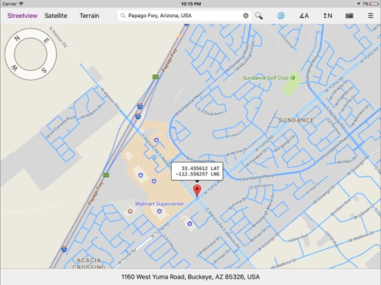 i.Map Pro Street Viewer IPA Cracked for iOS Free Download