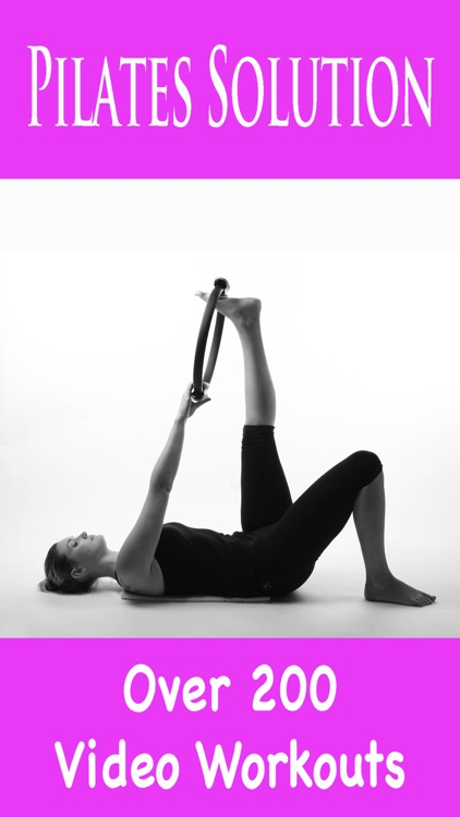 Pilates Solution screenshot-0