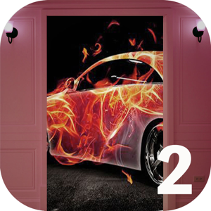 Reasoning game - cars and rooms 2 app