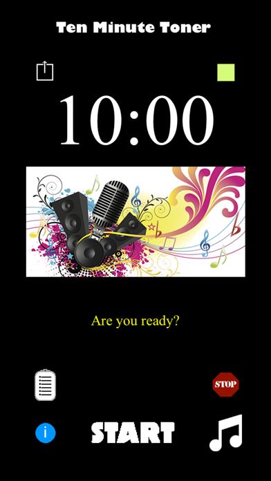 Ten Minute Toner screenshot 1