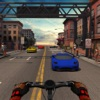 Bicycle Stunt Rider - Endless Traffic Racer