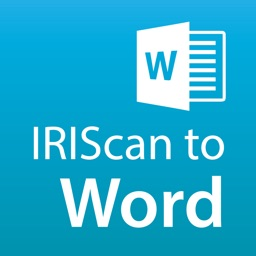 IRIScan to Word