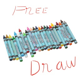 Free Draw For Kids - Draw Everything Your Kid Love