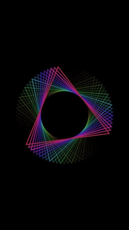 Polyspinner: The Fidget Spinner Music Visualizer screenshot-4