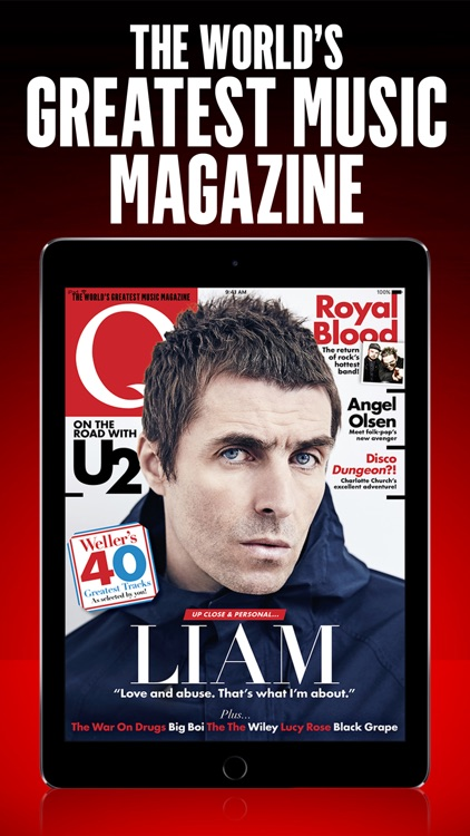 Q Music Magazine - news, reviews & interviews