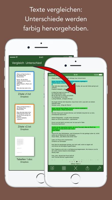 Word-2-Text KonverterScreenshot von 5