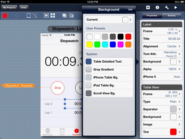 Blueprint app mockup on the app store blueprint app mockup on the app store malvernweather Image collections