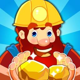 单机游戏 - 黄金矿工冒险休闲游戏