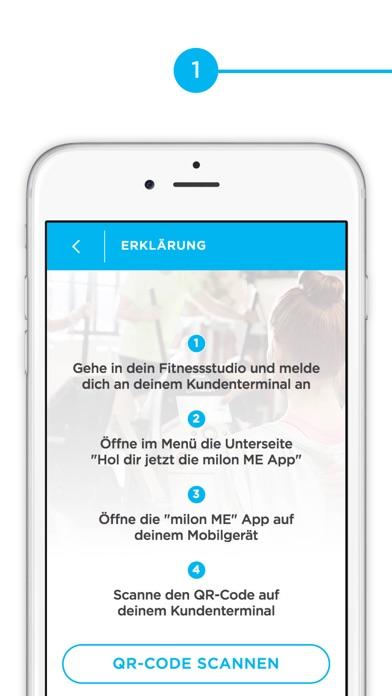 Screenshot for milon ME in Germany App Store