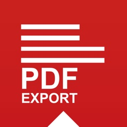 PDF Export - Photos to PDF and Converter