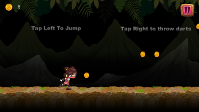 Ninja vs Zombies, Jungle Fight 1.1 IOS