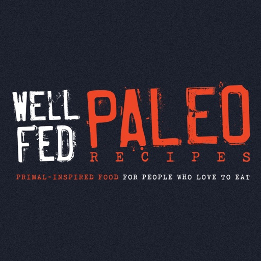 Well Fed Paleo Recipes icon