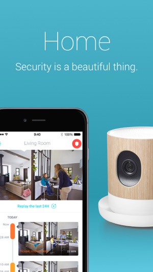 Nokia Home Security Camera 4+ on the App Store
