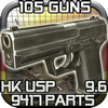 Gun Disassembly 2 - Noble Empire South Limited