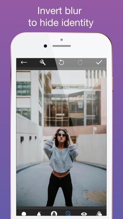 QuickBlur - Blur Photo Background Editor screenshot-4