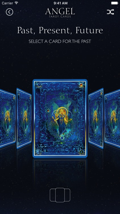 Angel Tarot Cards screenshot-3