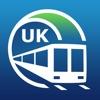 ロンドン地下鉄ガイド - iPadアプリ