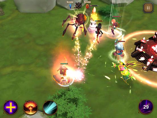 Brawl Swordsのおすすめ画像3