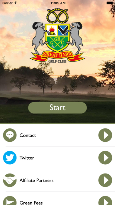 Great Barr GC screenshot one