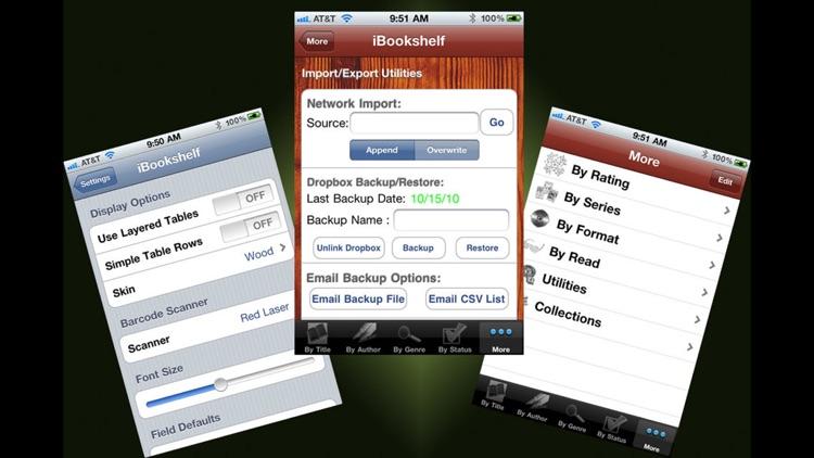 iBookshelf Lite screenshot-4