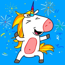 UnicornEMOJI - Magical Stickers Friends & More