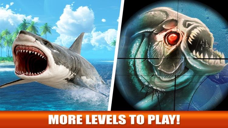 Alligator Attack River Animal Simulator Games screenshot-3