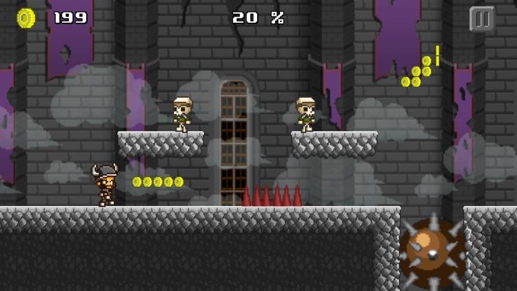 Pixel Heroes - Endless Arcade Runner screenshot-3