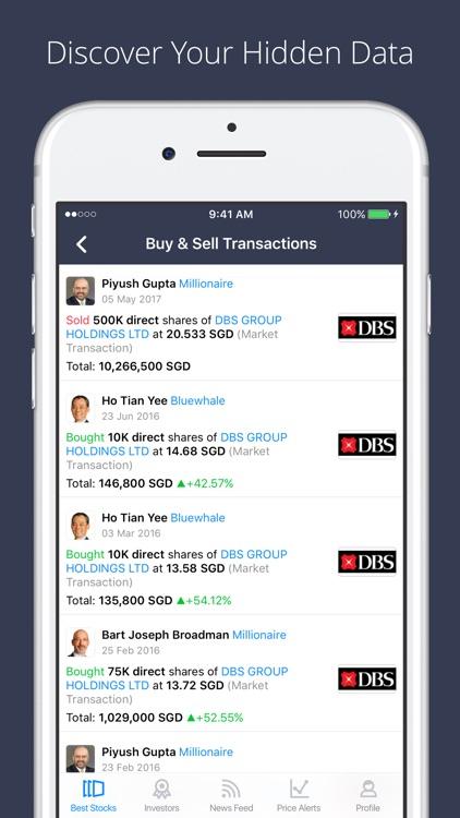 Spiking Social Trading, Stocks Exchange, Investing screenshot-3