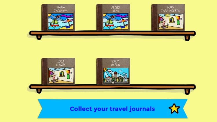 Art Stories Journal screenshot-4