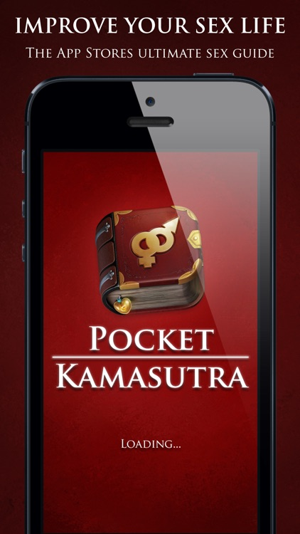 Pocket Kamasutra - Sex Positions and Love Guide